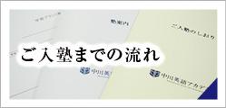 長野市の英語塾中川英語アカデミーのご入塾までの流れ